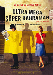 Ultra Mega Süper Kahraman - Griff the Invisible (2010)