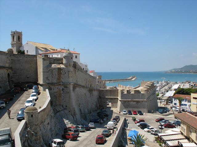 El Castillo de Papa Luna (Castle of Papa Luna)