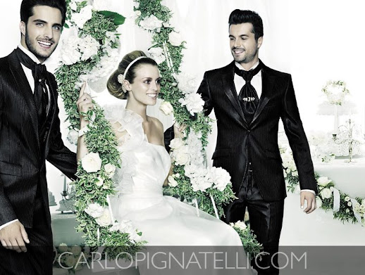 Carlo Pignatelli, The Wedding Day 2012