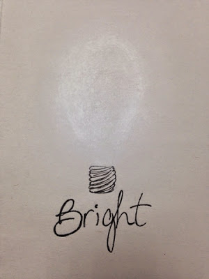 97 Hearts lightbulb bright drawing