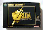 The Legend Of Zelda - Ocarina of Time - Caja delante