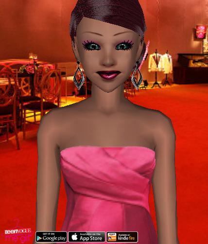 Teen Vogue Me Girl Level 20 - Award Show - Valerie - Snapshot