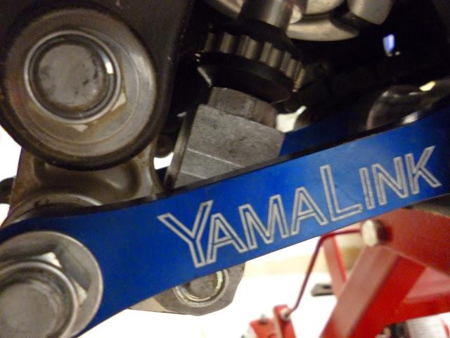 Shock Adjustment On Yamaha Wrr
