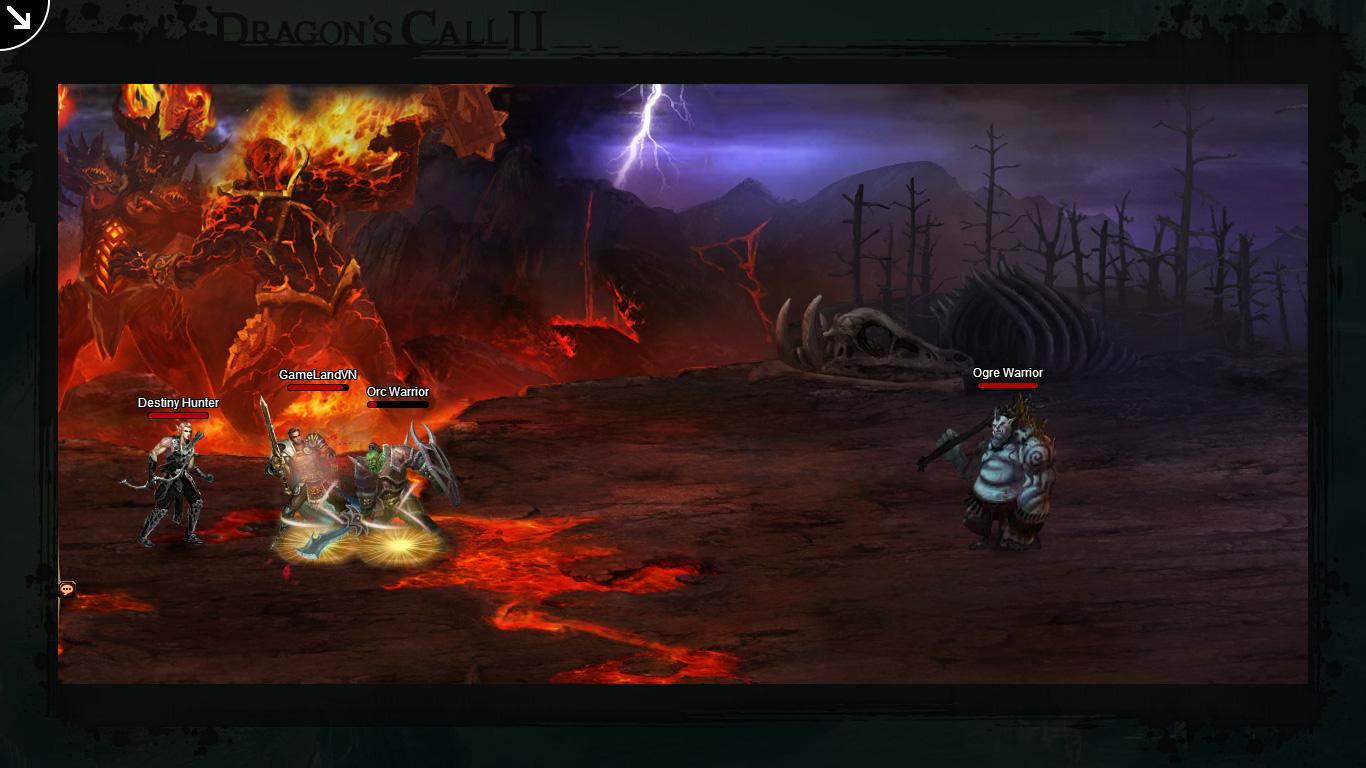 Một số hình ảnh về webgame Dragon's Call 2 - Ảnh 13