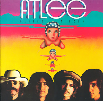 Atlee ~ 1970 ~ Flying Ahead