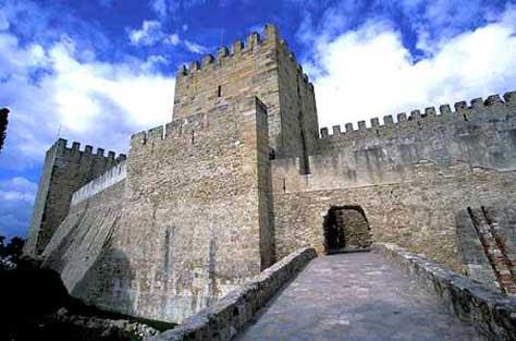 Lisboa, Castillo de San Jorge