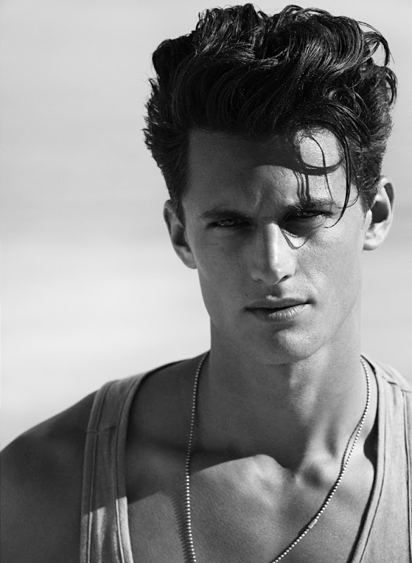 Garrett Neff by Tobias Lundqvist for King, June 2011