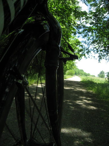 Bike on the Katy Trail