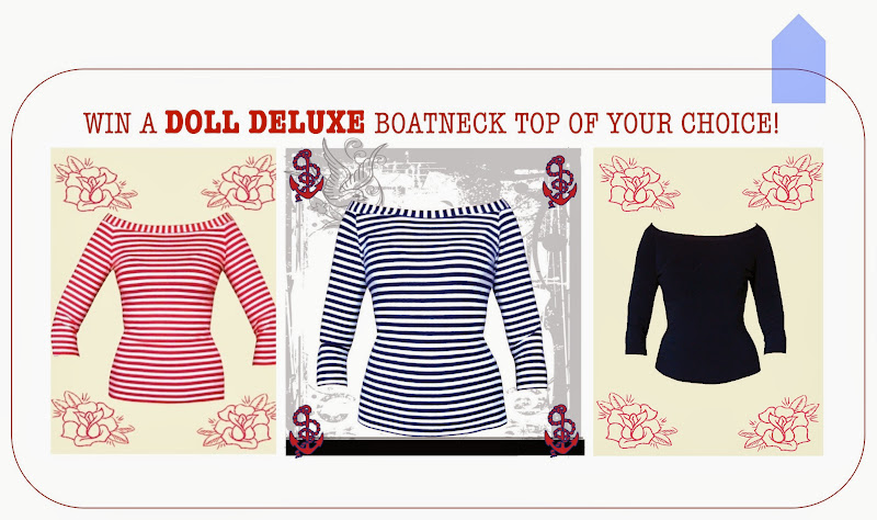 NoraFinds | Vintage Blog Vintage Blogger Sydney |  Doll Deluxe Top Giveaway