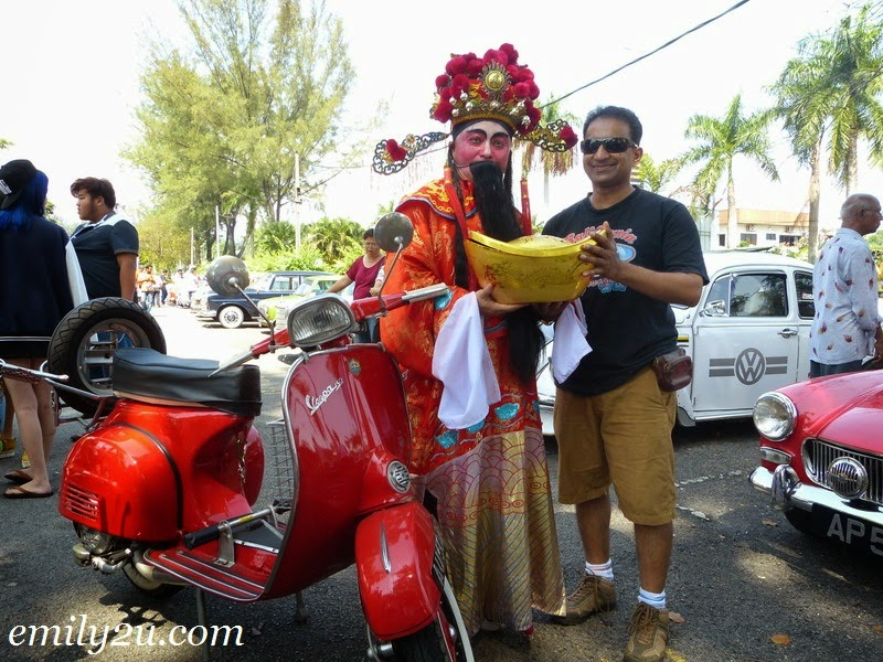 Ipoh Vintage Car Club 2015 Chinese New Year Gathering