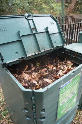 compostage et bac de maturation