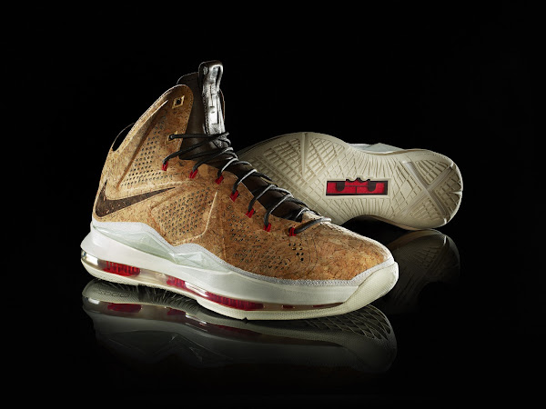 Nike Announces LEBRON X NSW CORK to Drop on February 23rd
