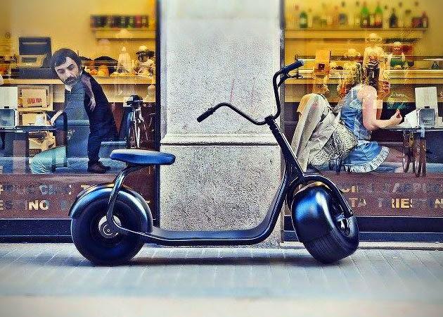 *都會小型電動滑步車:領你穿梭自如在小巷弄之中! 2