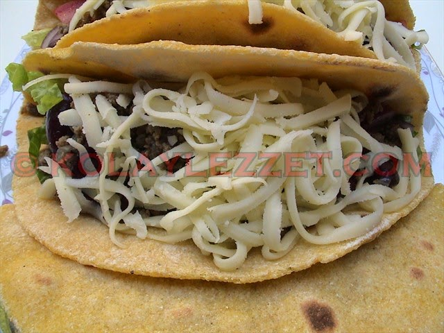 KIYMALI-TACO-(MEKSİKA-USULÜ)