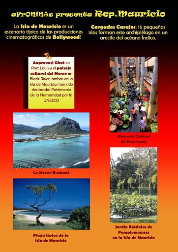 República de Mauricio, Africa