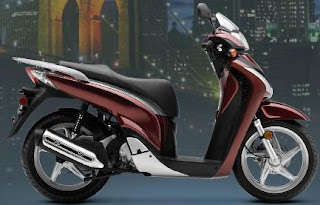 Honda Scooters 150cc