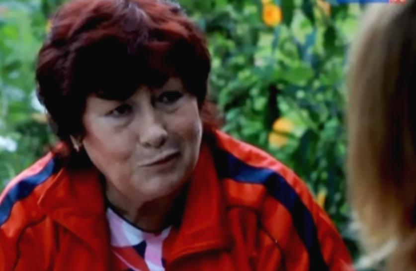 Праправнучка Марии Николаевны Толстой