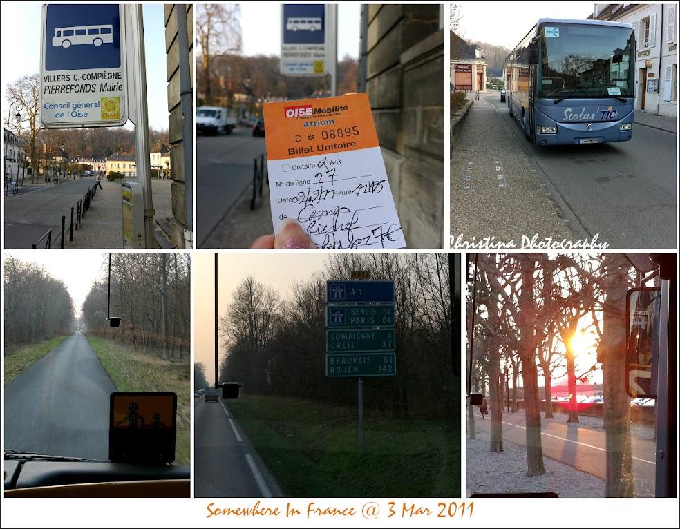 Pierrefonds BUS RETURN