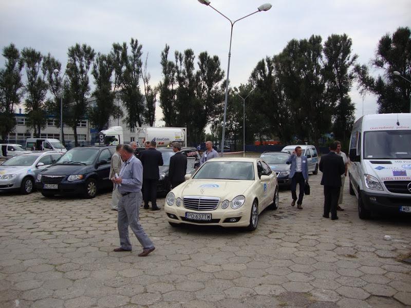 Na bogatej wystawie pokazano 25 pojazdów zasilanych CNG oraz technologię tankowanie metanu