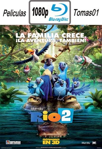 Rio 2 (2014) BRRip 1080p