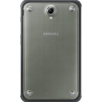 Samsung Galaxy Tab Active (rear)