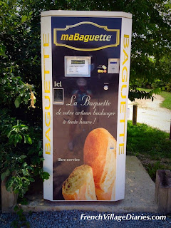 French Village Diaries #AllAboutFrance blog linky France Baguettes