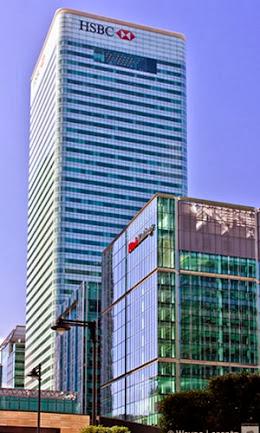 8 Canada Square, Canary Wharf