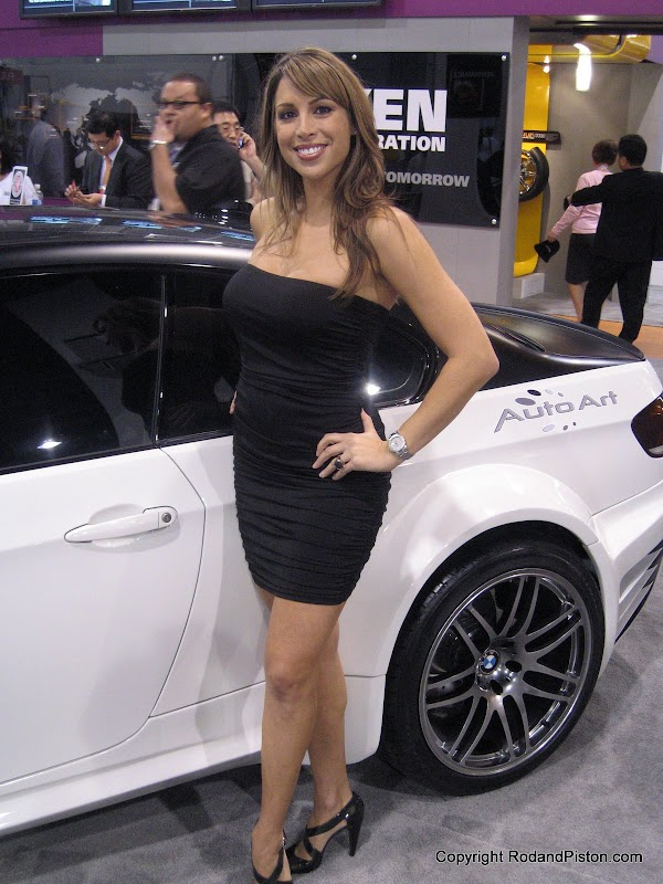 2008 Girls of SEMA Show - RodandPiston.com part 5:girl,picasa0