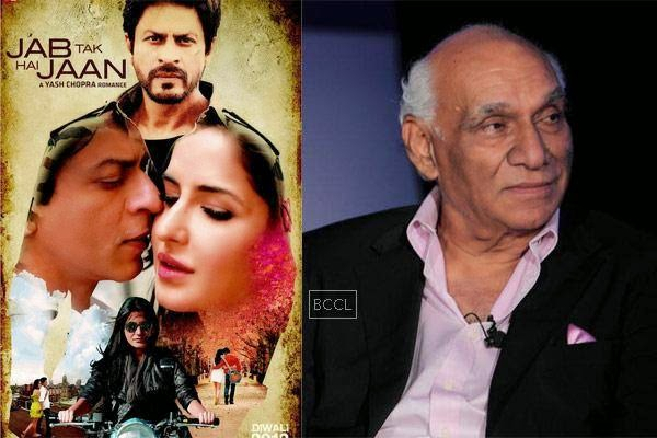 Legendary director Yash Chopra passed away just weeks before the release of his dream project Jab Tak Hai Jaan. Chopra died due to  Dengue fever.