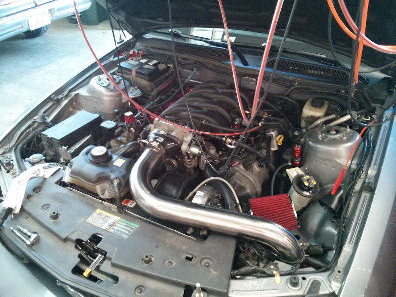 Turbo Questions Install The Mustang Source Ford Mustang Forums