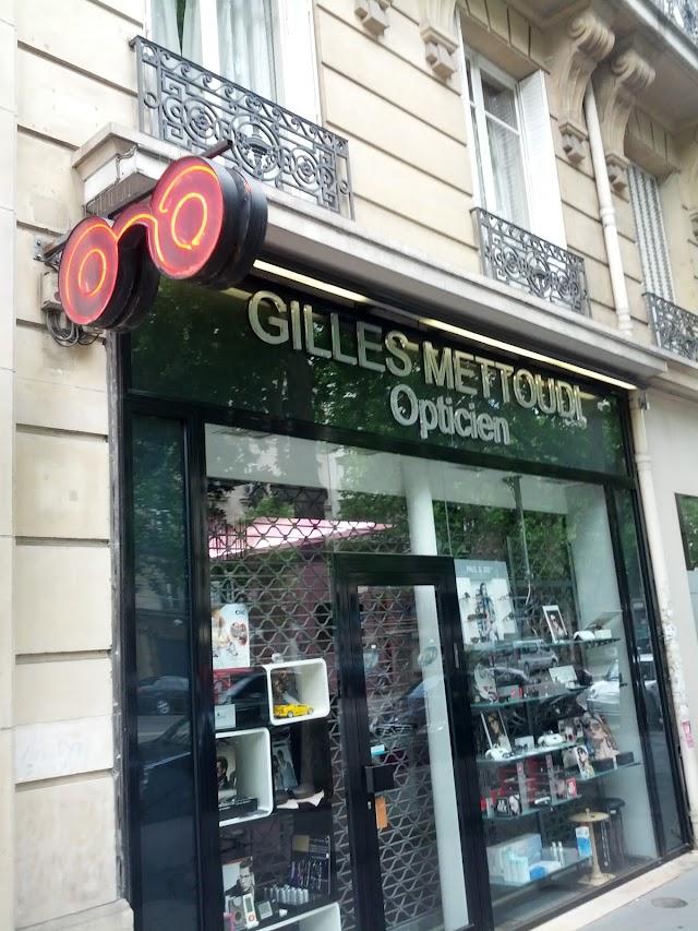 Gilles Mettoudi Opticien