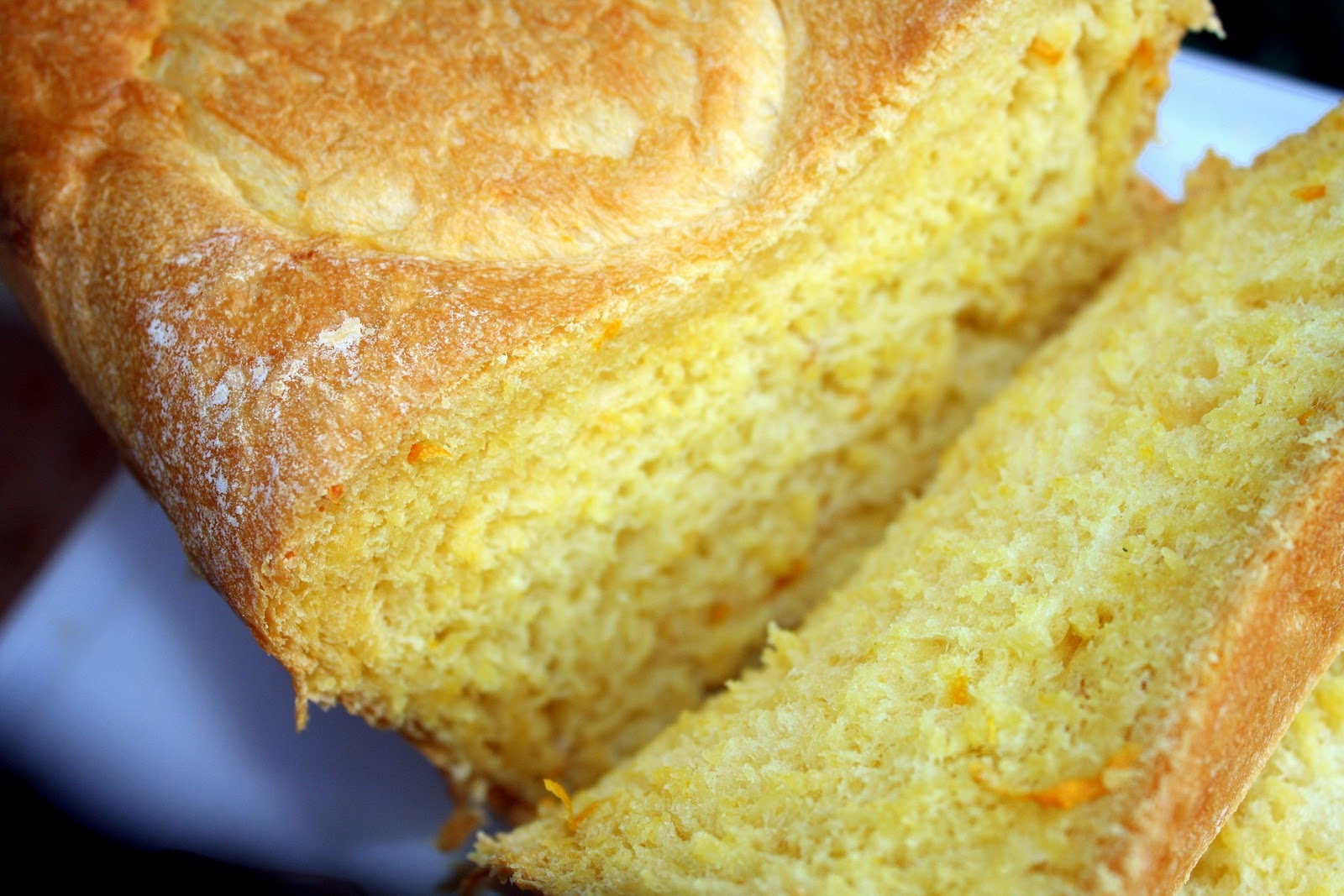 Rhymes With Magic: BREAD 2: Four Orange Bread