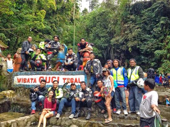 CCI JAKARTA & CCI Tegal @ Guci