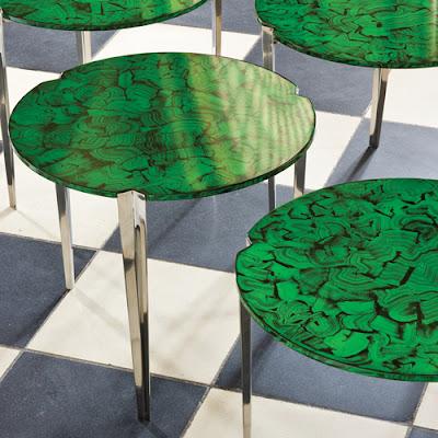 Jessica McIntyre Interiors: trend alert | emerald green