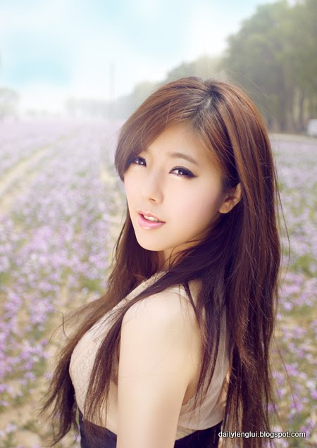 ホットマレーシアの中国の女の子