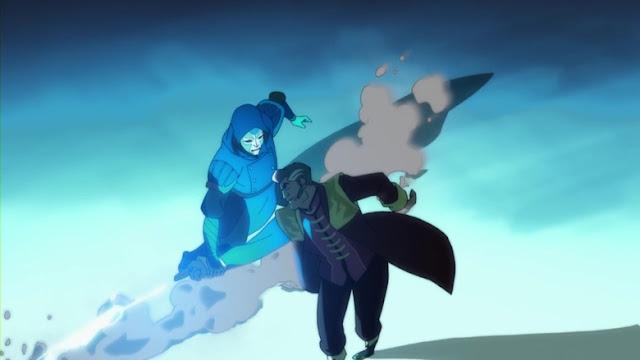 Amon Avatar Korra