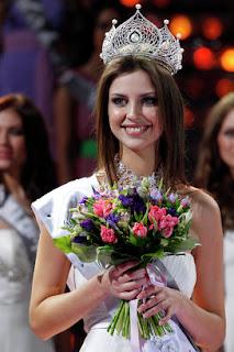 Miss Russia 2011,Natalia Gantimurova
