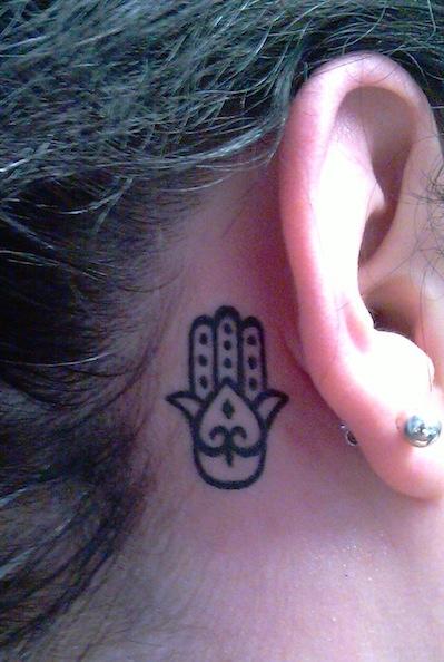 Hand Of Fatima Tattoo: Collin Kasyan's Tattoo Portfolio: Tattoo; Hand Of Fatima