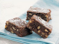 Nutty Chocolate Brownies