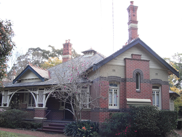 Appian Way Conservation Area, Burwood NSW