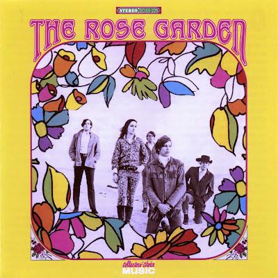 the Rose Garden ~ 1968 ~ the Rose Garden