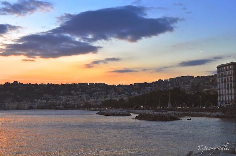 Bay of Naples. Penny Sadler