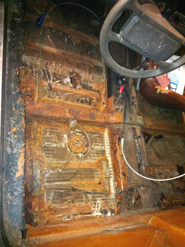 914World com > floorpan replacement process