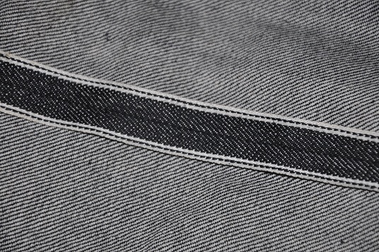 Black Selvedge Line