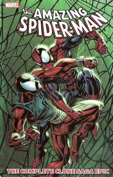Spider-Man: The Complete Clone Saga Epic, Book 4 cover