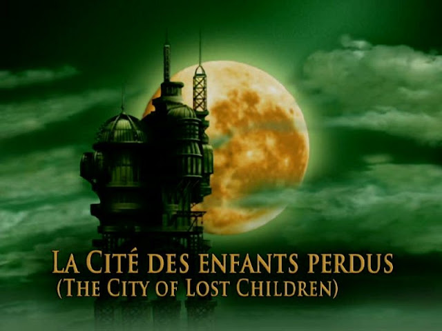 City of Lost Children movie 1995