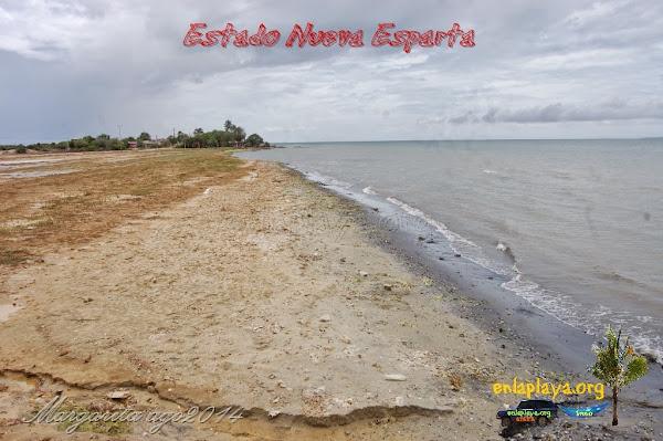Playa Guayacancito NE116, Estado Nueva Esparta, Macanao