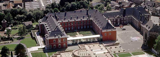 Bruselas Valonia: palacio y abadía