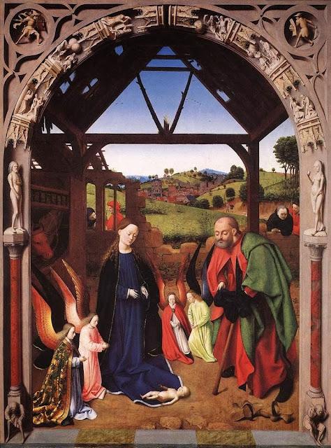 Petrus Christus - Nativity