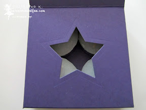 stampin up stars adventskranz to go
